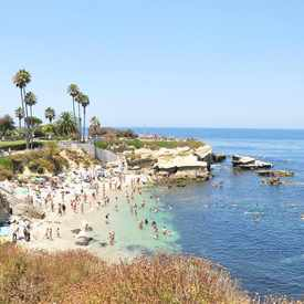 Photo of La Jolla Cove  in La Jolla, San Diego