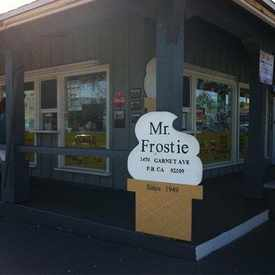 Photo of Mr. Frostie in Pacific Beach