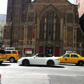 Photo of Church of the Village United Methodist Church in Greenwich Village