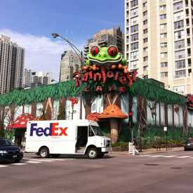 Photo of Rainforest Cafe in River North