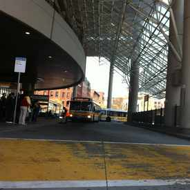 Photo of Haymarket Station - Inbound in West End