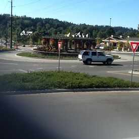 Photo of Woodinville Tourist District Round Abouts