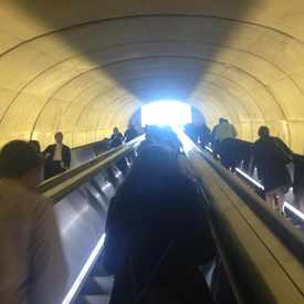 Photo of DuPont Circle Metro in Dupont Circle
