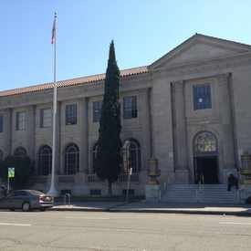 Photo of Alameda County Superior Court in Civic Center