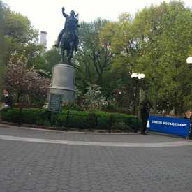 Photo of Union Square Park in Flatiron District