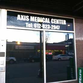 Photo of Axis Medical Center in Stevens Square