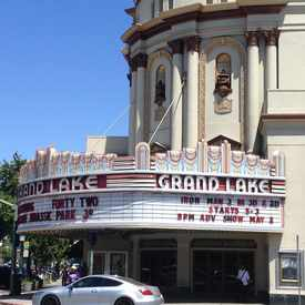 Photo of Grand Lake Theater in Lakeshore
