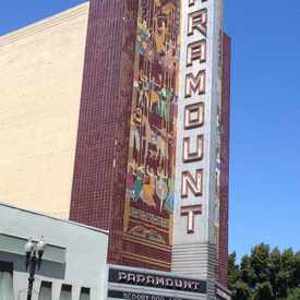 Photo of The Paramount Theatre in Downtown