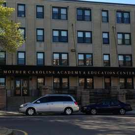 Photo of Mother Caroline Academy & Education Center in Roxbury