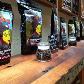 Photo of Stone Creek Coffee Roasters in Kilbourn Town