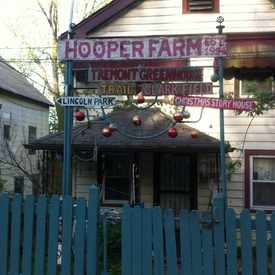 Photo of Hooper farm in Tremont