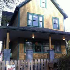 Photo of A Christmas Story House in Tremont