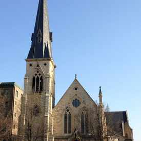 Photo of Saint James Episcopal Church in Kilbourn Town