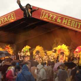 Photo of New Orleans Jazz & Heritage Festival in Fairgrounds