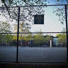 Photo of Hattie Carthan Playground in Bedford Stuyvesant