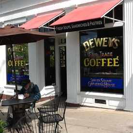 Photo of Dewey's Coffee House in Buckeye Shaker