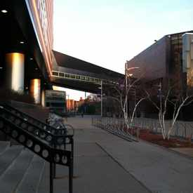 Photo of Minneapolis Community and Technical College in Loring Park