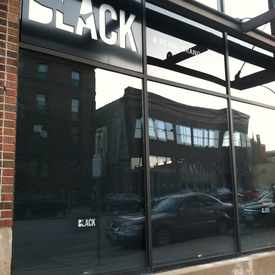 Photo of Black Marketing in Loring Park