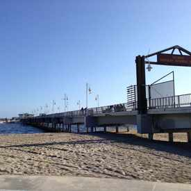 Photo of Belmont Pier in Belmont Shore