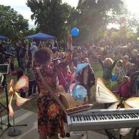 Photo of Music in the Park, Marinwood
