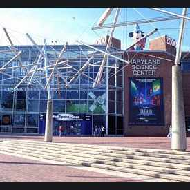 Photo of Maryland Science Center, Light Street, Baltimore in Inner Harbor