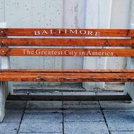 Photo of Awesome Bench in Mount Vernon