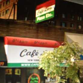 Photo of Cafe Luigi Pizza in Park West
