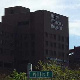 Photo of Hutzel Womens Hospital in Midtown