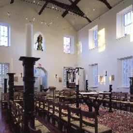 Photo of Holy Trinity Loyola Chapel in Georgetown