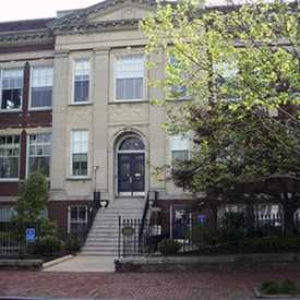 Photo of Holy Trinity School in Georgetown