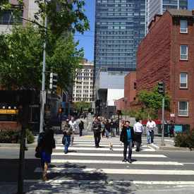 Photo of Yerba Buena Lane in Yerba Buena