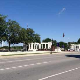 Photo of Dealey Plaza in West End Historic District
