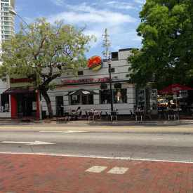 Photo of Johnny Rockets in North/East Coconut Grove