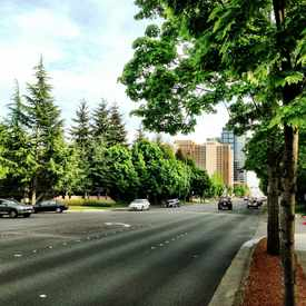 Photo of Bellevue Way in Downtown