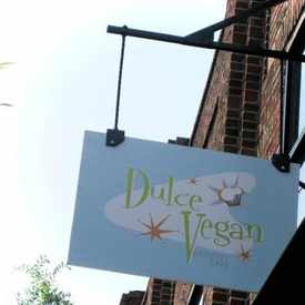 Photo of Dulce Vegan Bakery & Cafe in Kirkwood