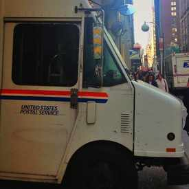 Photo of USPS in Tudor City