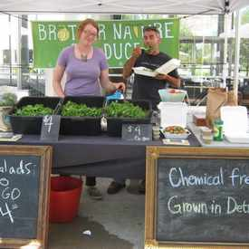Photo of Wayne State University Farmers Market in Wayne State