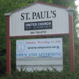 Photo of St. Paul's United Church of Christ in Whittier Heights