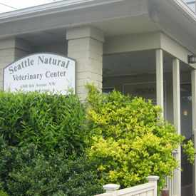 Photo of Seattle Natural Veterinary Center in Phinney Ridge