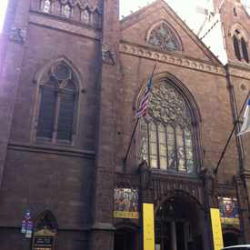 Photo of Fifth Avenue Presbyterian Church in Midtown