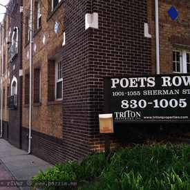 Photo of Poets Row Apartments in Capitol Hill