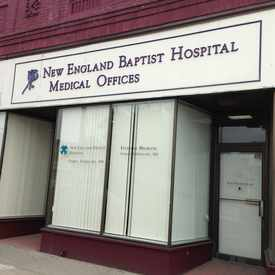 Photo of New England Baptist Hospital Medical Offices in Hyde Park