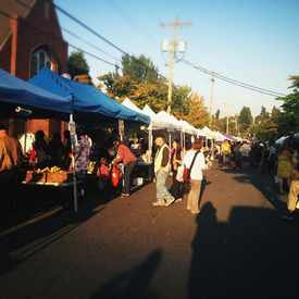 Photo of Columbia City Farmers Market in Hillman City