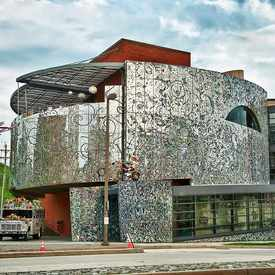 Photo of American Visionary Art Museum in Federal Hill