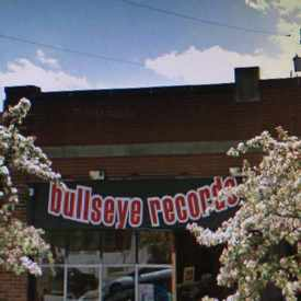 Photo of Bullseye Records in Lower East Side