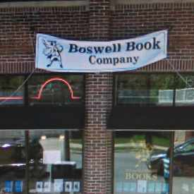 Photo of Boswell Book Company in Murray Hill