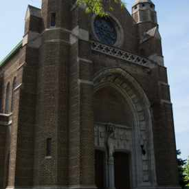 Photo of Sacred Heart Roman Catholic Church in Italian Village