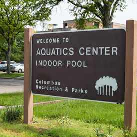 Photo of Columbus Aquatic Center in Victorian Village