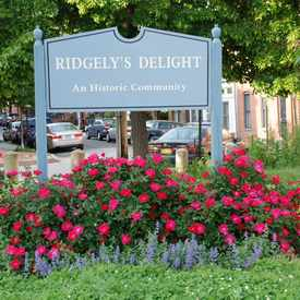 Photo of Washington and Martin Luther King Blvd in Ridgely Delight