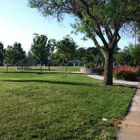 Photo of Dixieland Park in Old North Sacramento